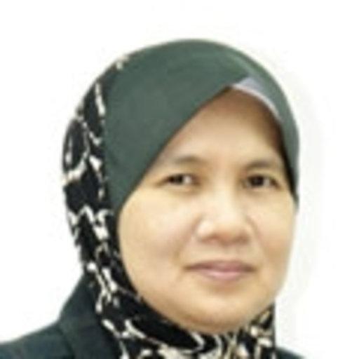 Professor, Dr Suzana Shahar